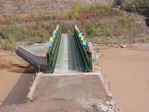 Bailey Bridge For Xining
