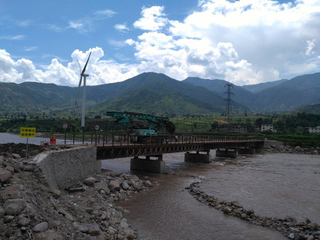 Bailey Bridge For Kunming