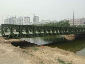 Bailey Bridge For Shandong